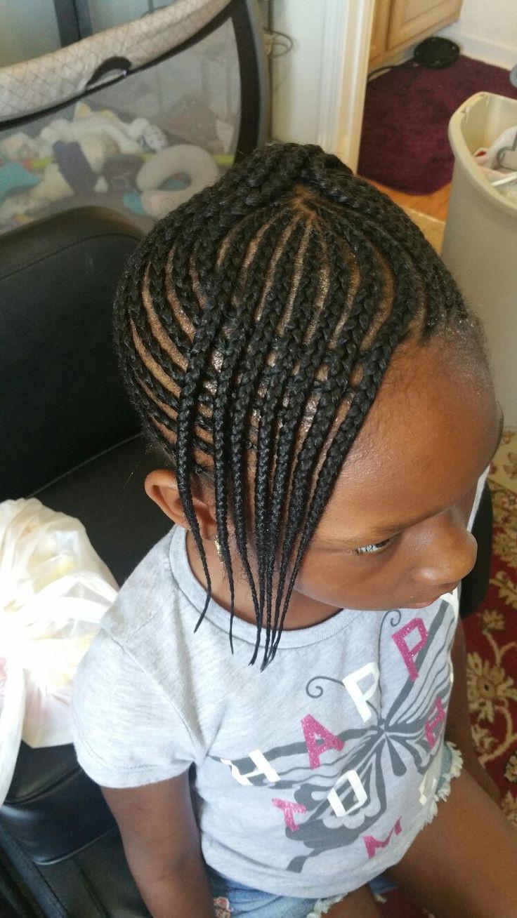 Best ideas about Kids Corn Braids Hairstyles . Save or Pin 25 best ideas about African Hair Braiding on Pinterest Now.