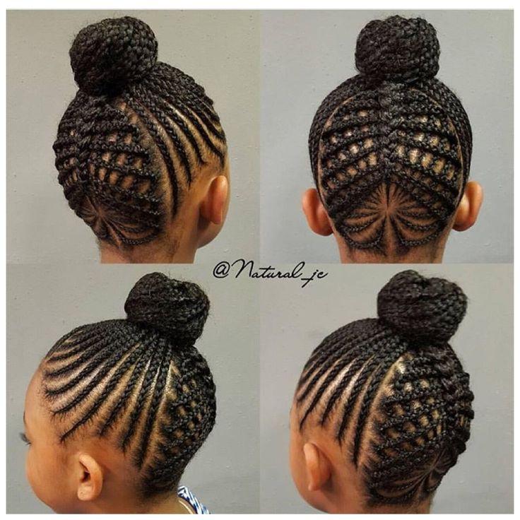 Best ideas about Kids Corn Braids Hairstyles . Save or Pin Best 25 Corn row hairstyles ideas on Pinterest Now.