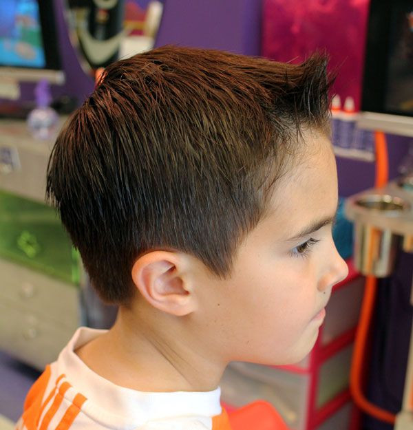 Best ideas about Kids Cut Hair . Save or Pin fohawk haircuts for boys Now.