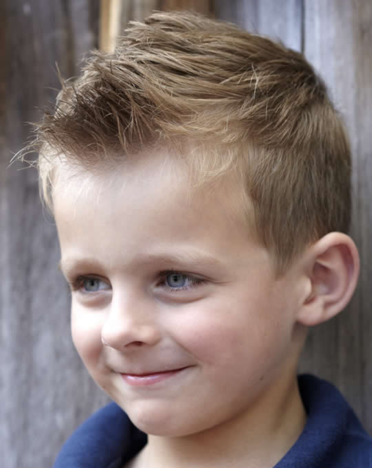 Best ideas about Kids Hair Cut . Save or Pin 20 Kids Haircuts Now.