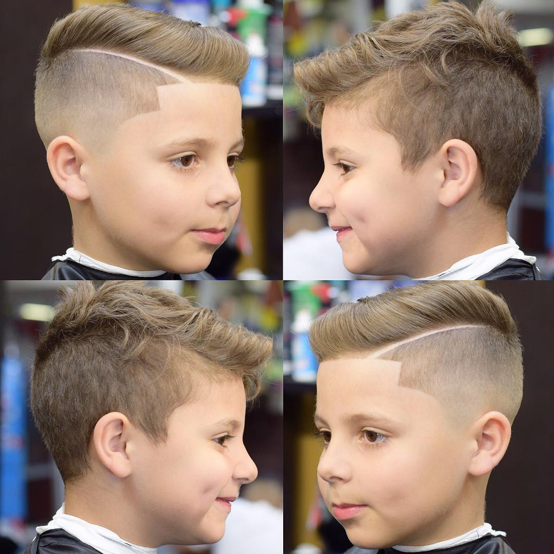 Best ideas about Kids Hair Cut . Save or Pin Best 34 Gorgeous Kids Boys Haircuts for 2019 Now.