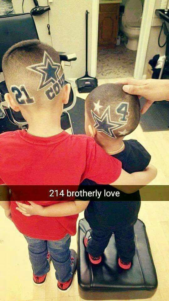 Best ideas about Kids Haircuts Dallas . Save or Pin 135 best Dallas Cowboys images on Pinterest Now.