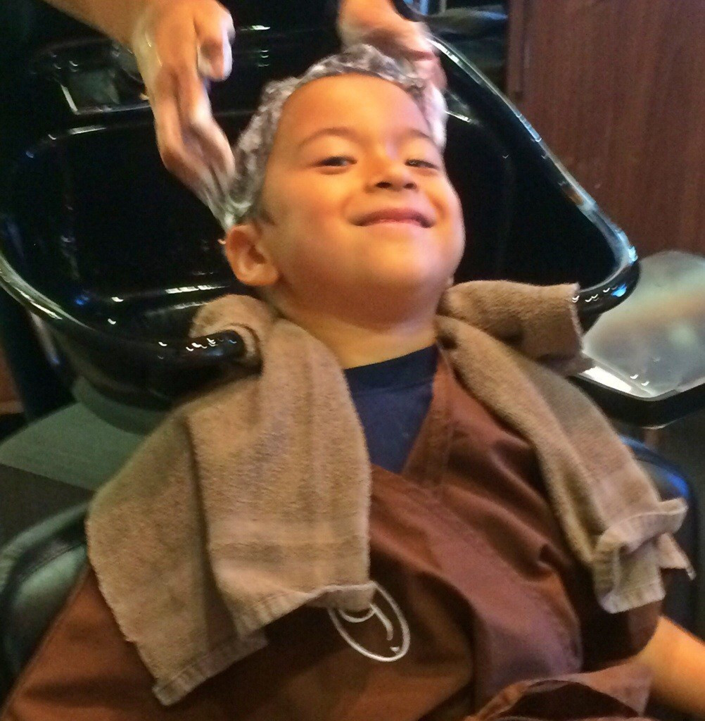 Best ideas about Kids Haircuts Seattle . Save or Pin Spa Day with my Boys Gene Juarez at Uvillage Seattle Now.