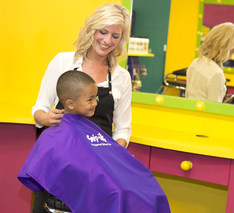 Best ideas about Kids Haircuts Seattle . Save or Pin Haircuts for Kids Parties & Fun Now.