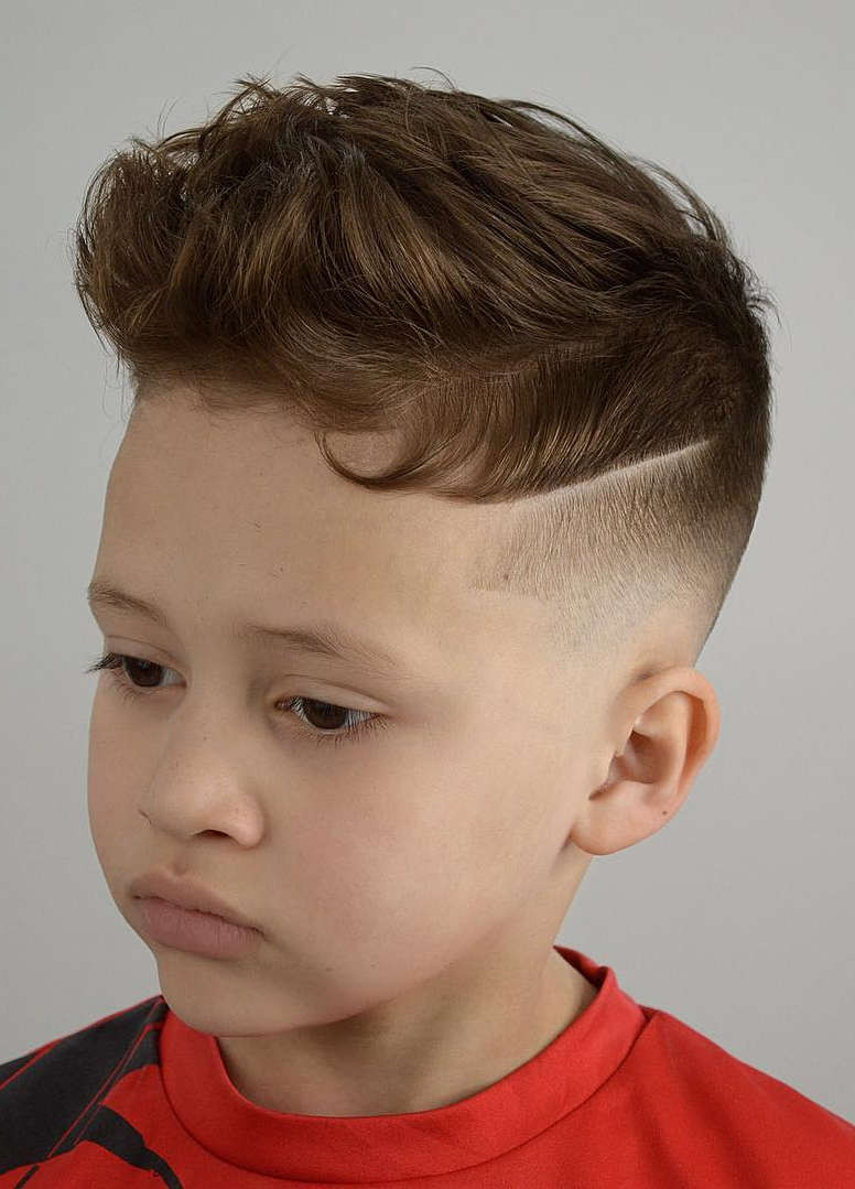 Best ideas about Kids Hairstyle 2019 . Save or Pin 50 Cool Haircuts for Kids for 2019 Now.