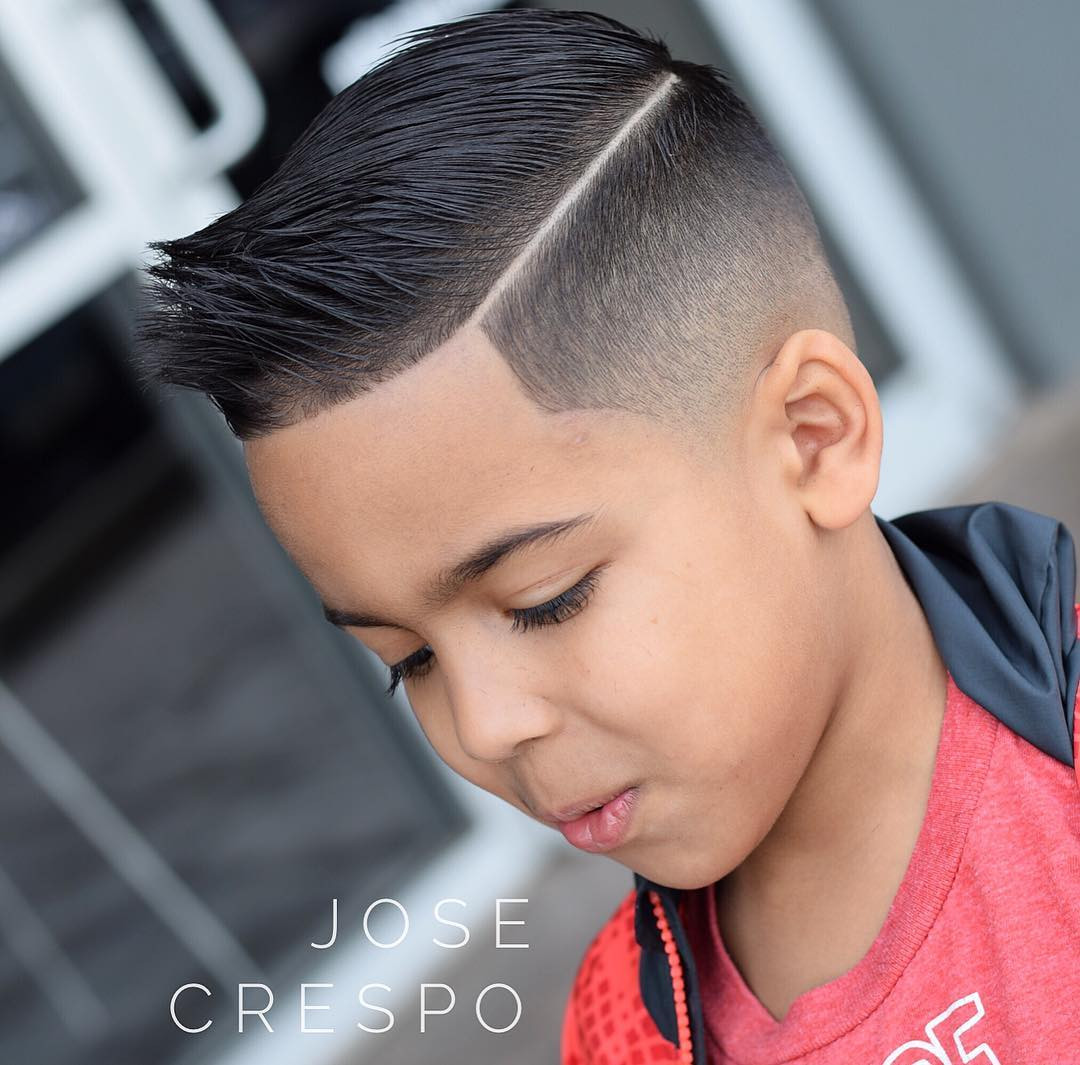 Best ideas about Kids Hairstyle 2019 . Save or Pin Best 34 Gorgeous Kids Boys Haircuts for 2019 Now.