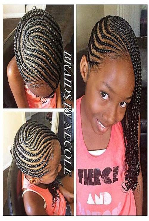 Best ideas about Kids Hairstyles 2019 . Save or Pin kids new trends hair styles 2019 Now.