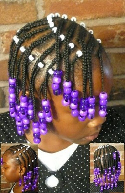 Best ideas about Kids Hairstyles With Beads . Save or Pin 10 images about Kids Hairstyles on Pinterest Now.