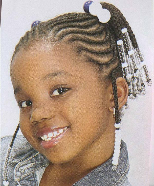 Best ideas about Kids Hairstyles With Beads . Save or Pin 21 Attractive Little Girl Hairstyles with Beads Now.