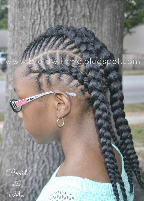 Best ideas about Kids Hairstyles With Beads . Save or Pin Pinterest • The world's catalog of ideas Now.