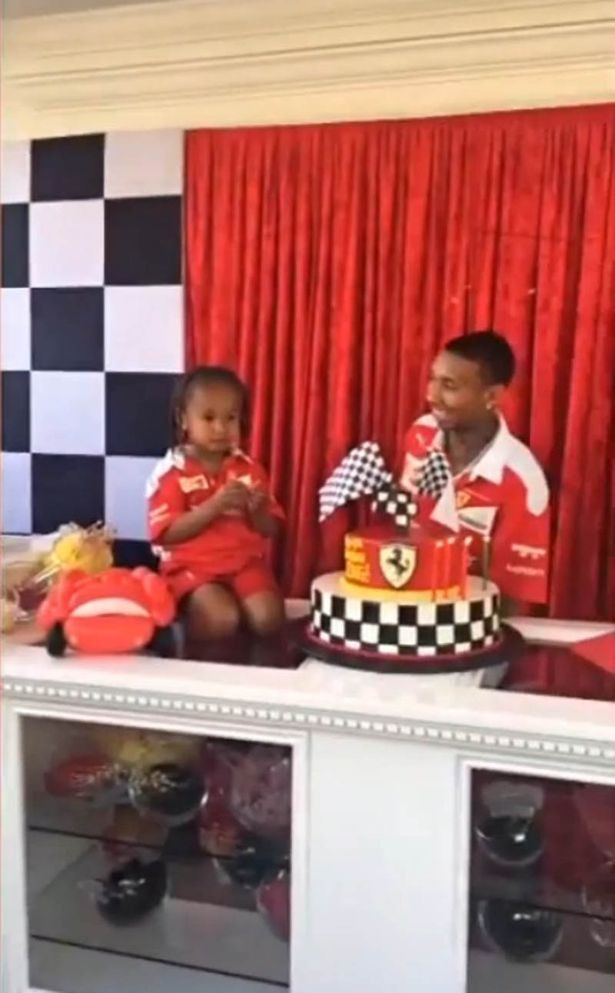 Best ideas about King Cairo Birthday Party . Save or Pin Tyga throws his son a lavish Ferrari themed birthday party Now.