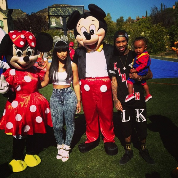 Best ideas about King Cairo Birthday Party . Save or Pin Tyga Blac Chyna Host Birthday Party For Son With Kim Now.