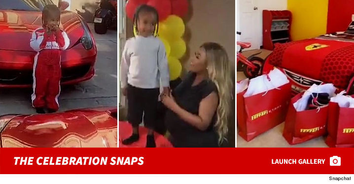 Best ideas about King Cairo Birthday Party . Save or Pin Tyga & Kylie s Spies Stole Blac Chyna s Party Theme for Now.