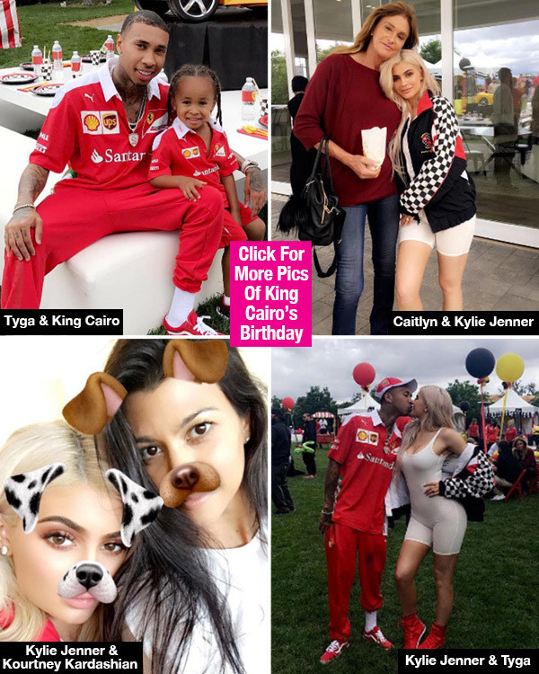 Best ideas about King Cairo Birthday Party . Save or Pin [PICS] King Cairo's Birthday Party Kylie Jenner & Tyga Now.