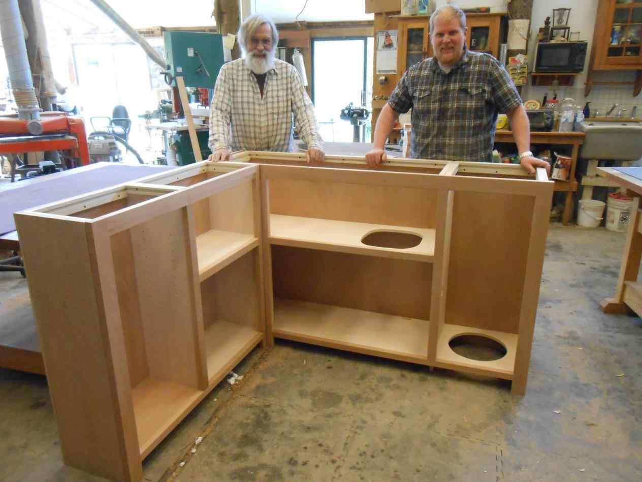 Best ideas about Kitchen Cabinet Plans DIY . Save or Pin woodshop projects high school ARCH DSGN Now.