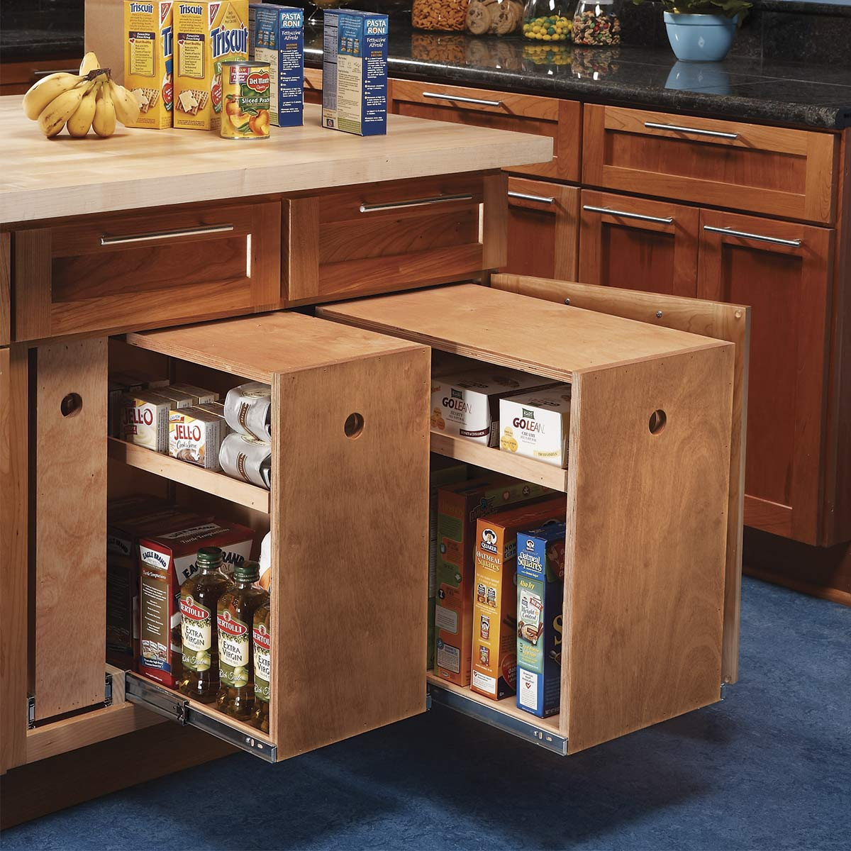 Best ideas about Kitchen Cabinet Plans DIY . Save or Pin 30 Cheap Kitchen Cabinet Add s You Can DIY Now.