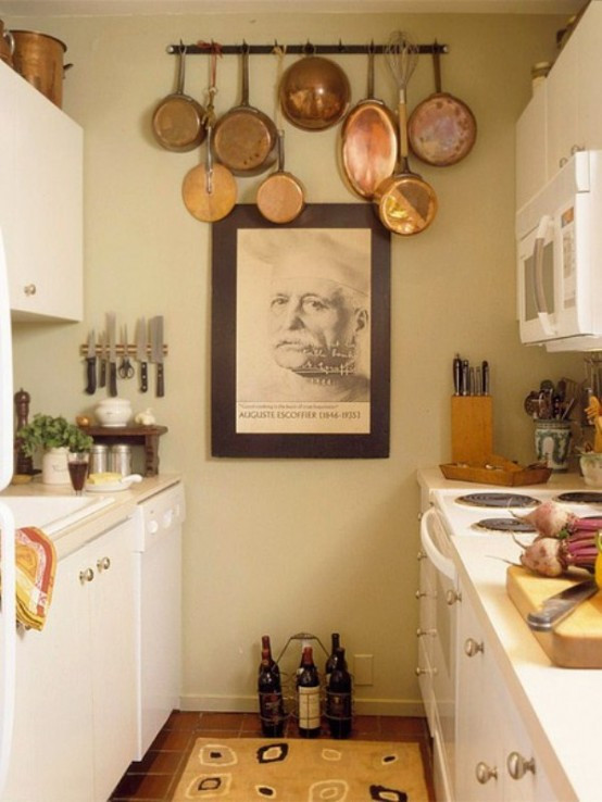 Best ideas about Kitchen Decor Store . Save or Pin 27 Brilliant Small Kitchen Design Ideas Style Motivation Now.