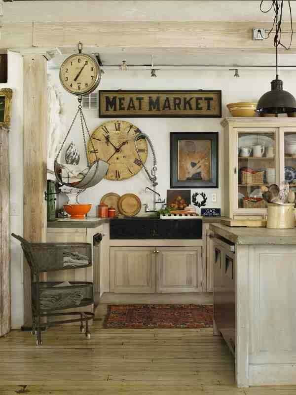 Best ideas about Kitchen Decor Store . Save or Pin 34 Best Vintage Kitchen Decor Ideas and Designs for 2019 Now.