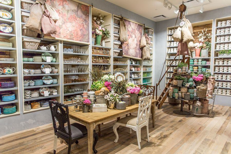 Best ideas about Kitchen Decor Store . Save or Pin Anthropologie s Upgraded Newport Beach Store fers Major Now.