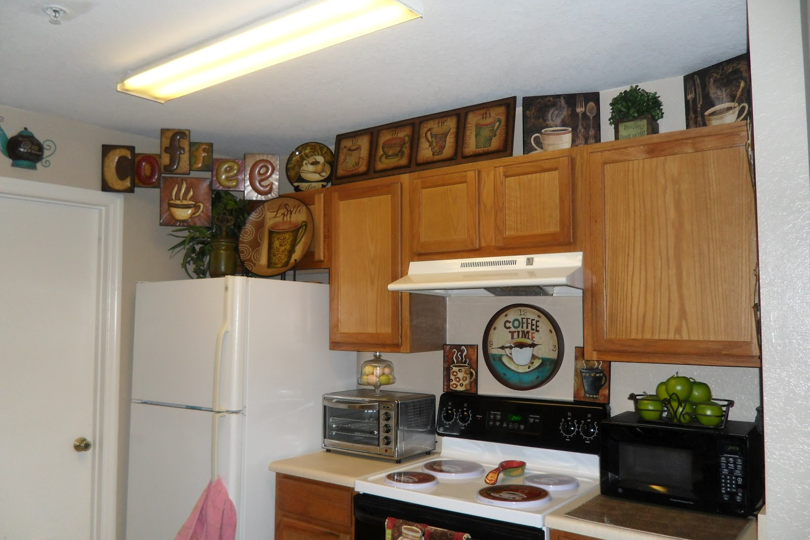 Best ideas about Kitchen Decor Theme Ideas . Save or Pin Decorating with e Pink Chic My Kitchen Now.