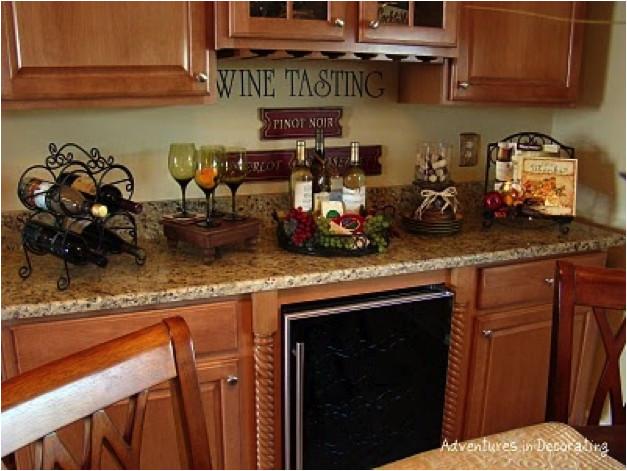 Best ideas about Kitchen Decor Theme Ideas . Save or Pin Wine Kitchen Themes on Pinterest Now.
