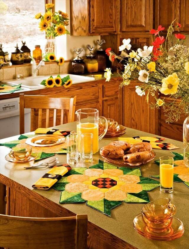 Best ideas about Kitchen Decor Theme Ideas . Save or Pin 11 DIY Sunflower Kitchen Decor Ideas Now.