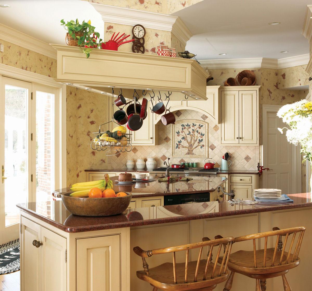 Best ideas about Kitchen Decor Theme Ideas . Save or Pin Country kitchen decor TheyDesign TheyDesign Now.