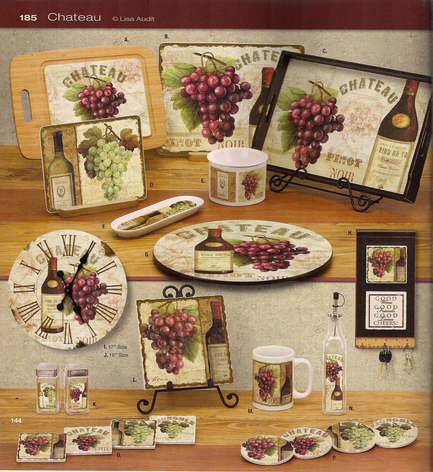 Best ideas about Kitchen Decor Theme Ideas . Save or Pin Wine kitchen decor 181 Wine Kitchen Decorating Ideas Now.