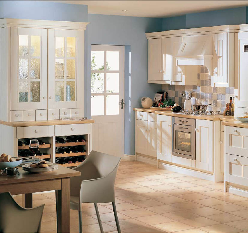 Best ideas about Kitchen Decorating Ideas . Save or Pin Country Style Kitchens 2013 Decorating Ideas Now.