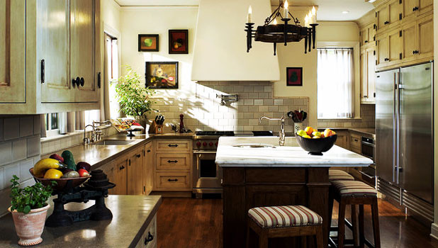 Best ideas about Kitchen Decorating Ideas . Save or Pin What To Look For In Kitchen Interior Design SN Now.