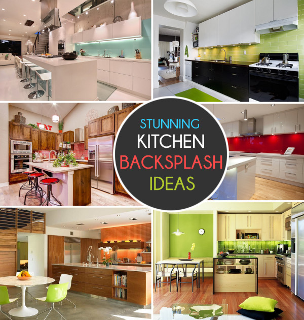 Best ideas about Kitchen Ideas Colours . Save or Pin Kitchen Backsplash Ideas A Splattering The Most Now.