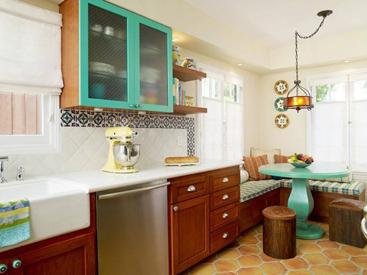 Best ideas about Kitchen Ideas Colours . Save or Pin 30 painted kitchen cabinets ideas for any color and size Now.