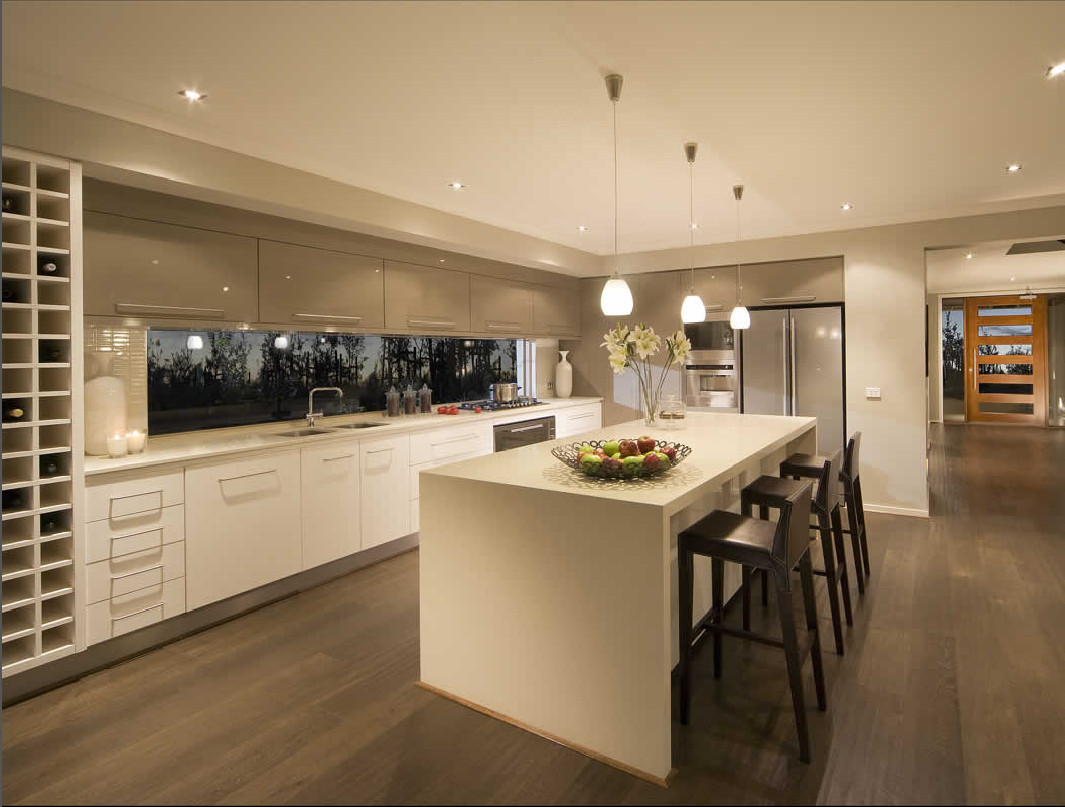 Best ideas about Kitchen Ideas Colours . Save or Pin Image result for kitchen color schemes Now.