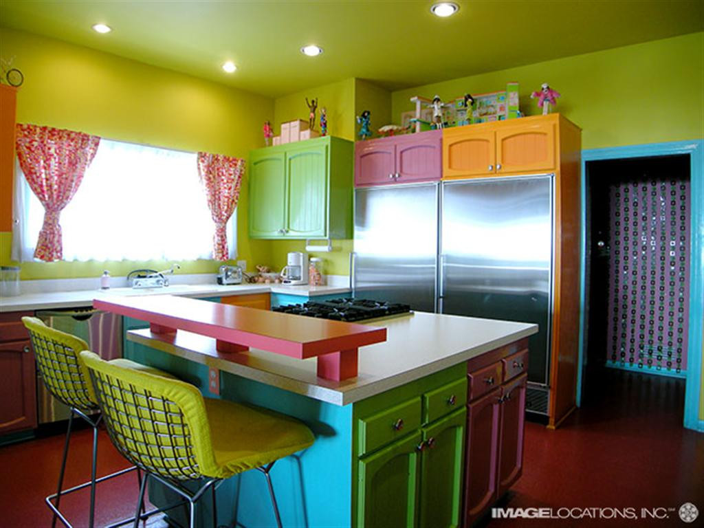 Best ideas about Kitchen Ideas Colours . Save or Pin colorful apartment ideas Now.