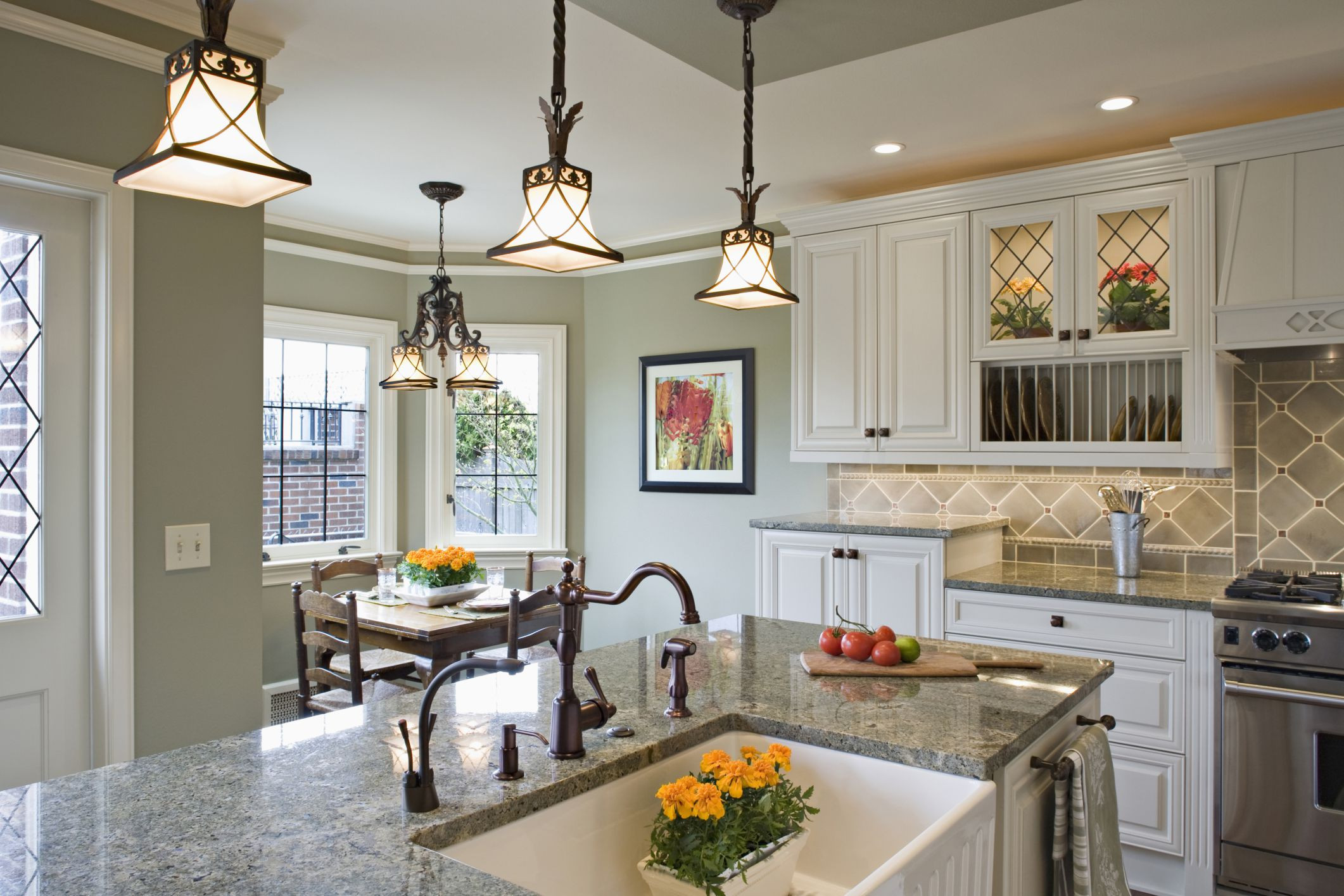 Best ideas about Kitchen Ideas Colours . Save or Pin The Dos and Don ts of Kitchen Color Schemes Now.
