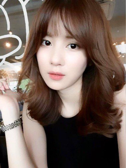 Best ideas about Korean Hairstyle 2019 Female . Save or Pin Korean hairstyle female 2018 Korean Haircut 2018 2019 Now.