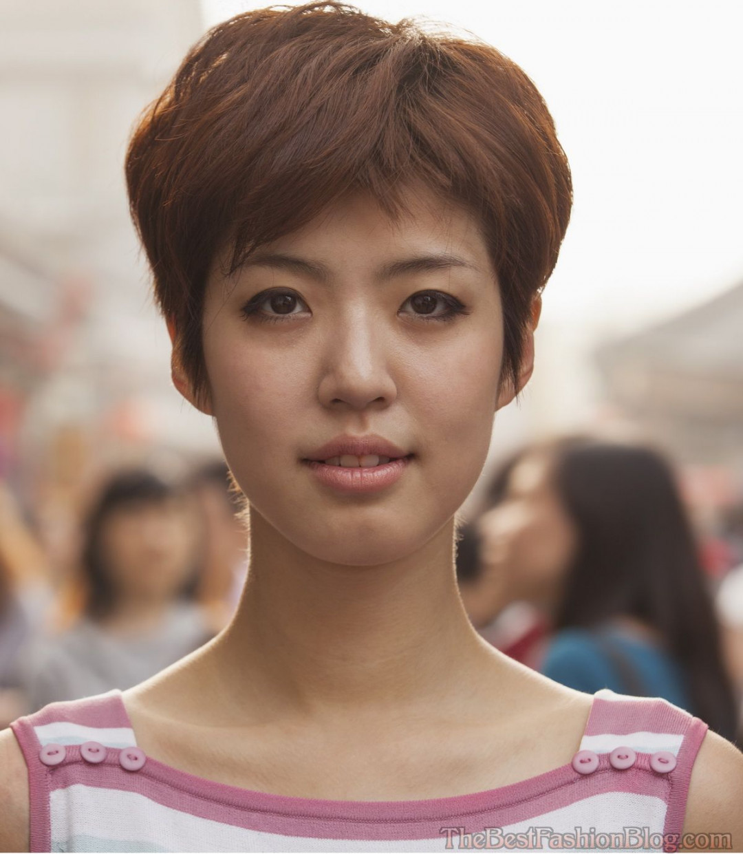 Best ideas about Korean Hairstyle 2019 Female . Save or Pin 2018 2019 Korean Haircuts For Women Shapely Korean Now.