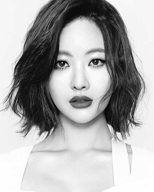 Best ideas about Korean Hairstyle 2019 Female . Save or Pin Top Korean Hairstyles For Women 2019 Now.