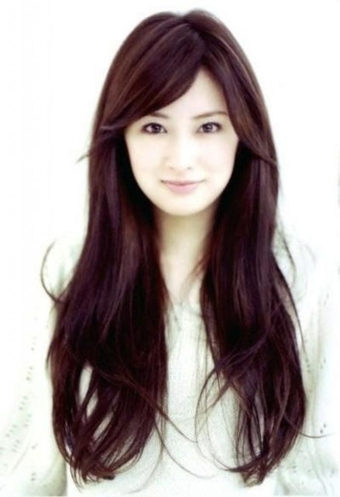 Best ideas about Korean Hairstyle For Round Face Female . Save or Pin 20 Ideas of Korean Hairstyles For Round Face Now.