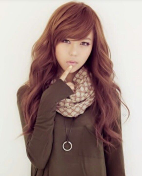 Best ideas about Kpop Hairstyles Female . Save or Pin Korean Hairstyles Women on Pinterest Now.