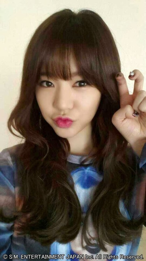 Best ideas about Kpop Hairstyles Female . Save or Pin 10 Female Kpop Hairstyles Long vs Short Now.