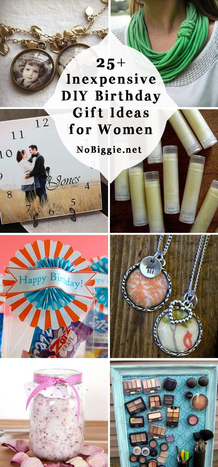 Best ideas about Ladies Birthday Gifts . Save or Pin Best 25 Inexpensive birthday ts ideas on Pinterest Now.