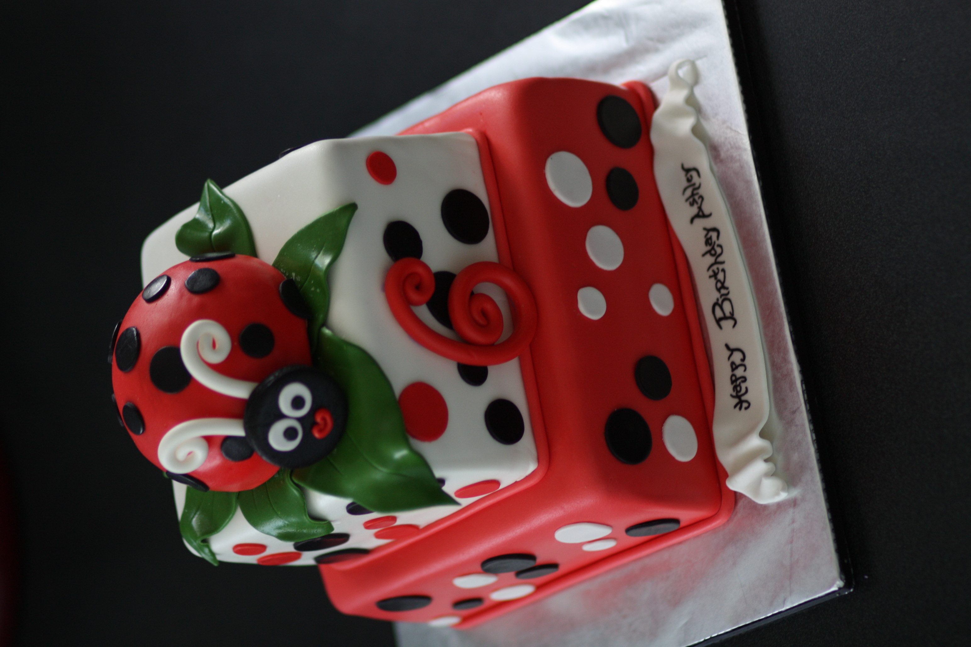 Best ideas about Ladybug Birthday Cake . Save or Pin cakes cupcakes and jewelry oh my Now.