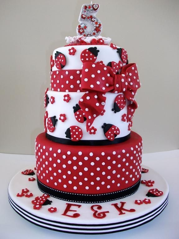 Best ideas about Ladybug Birthday Cake . Save or Pin 1000 ideas about Ladybug Birthday Cakes on Pinterest Now.