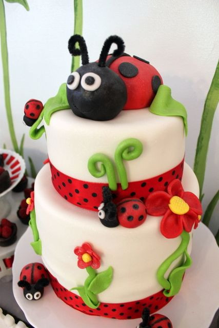 Best ideas about Ladybug Birthday Cake . Save or Pin 17 Best ideas about Ladybug Birthday Cakes on Pinterest Now.