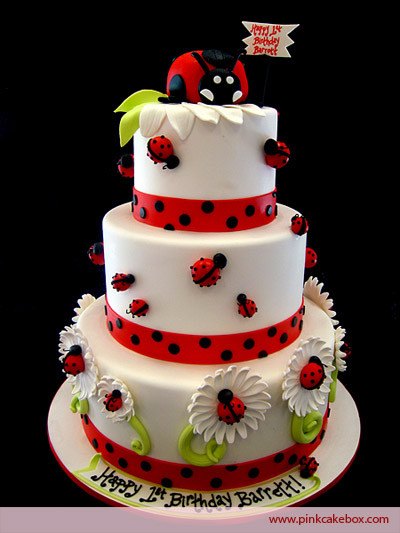 Best ideas about Ladybug Birthday Cake . Save or Pin Peek A Boutique Ladybugs So Cute Now.