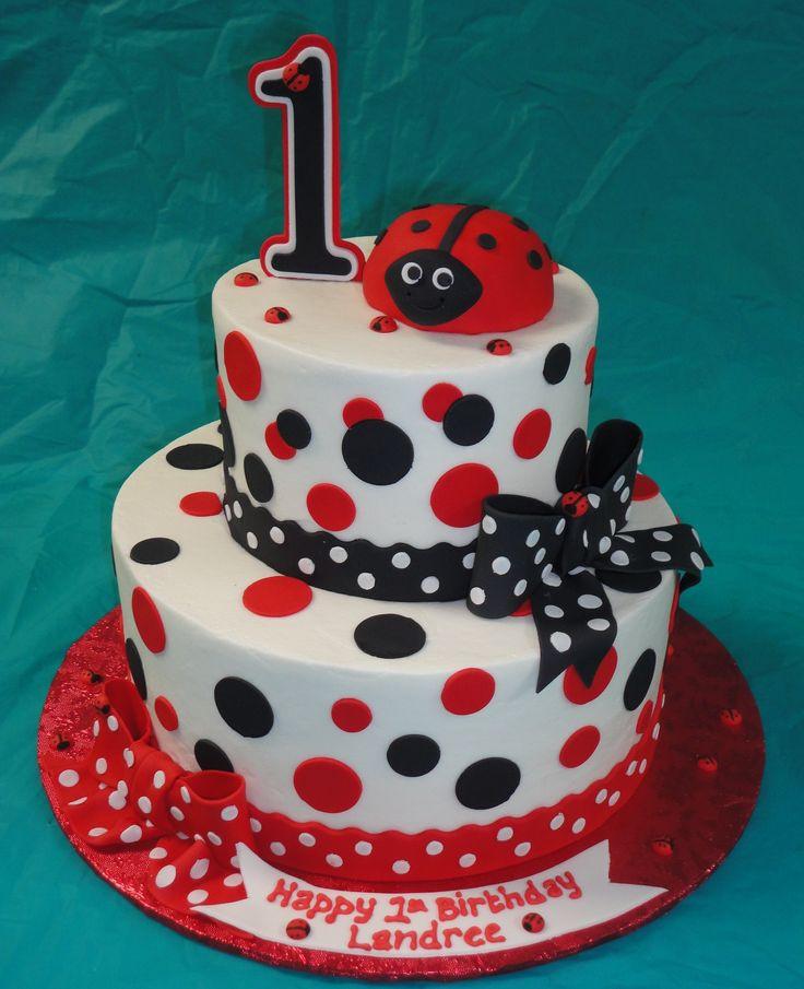 Best ideas about Ladybug Birthday Cake . Save or Pin 1000 ideas about Ladybug Cakes on Pinterest Now.