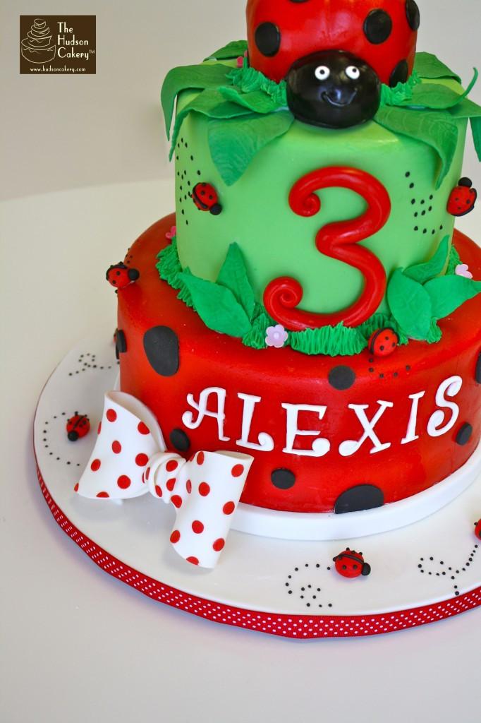 Best ideas about Ladybug Birthday Cake . Save or Pin Ladybug Cake Birthday Now.