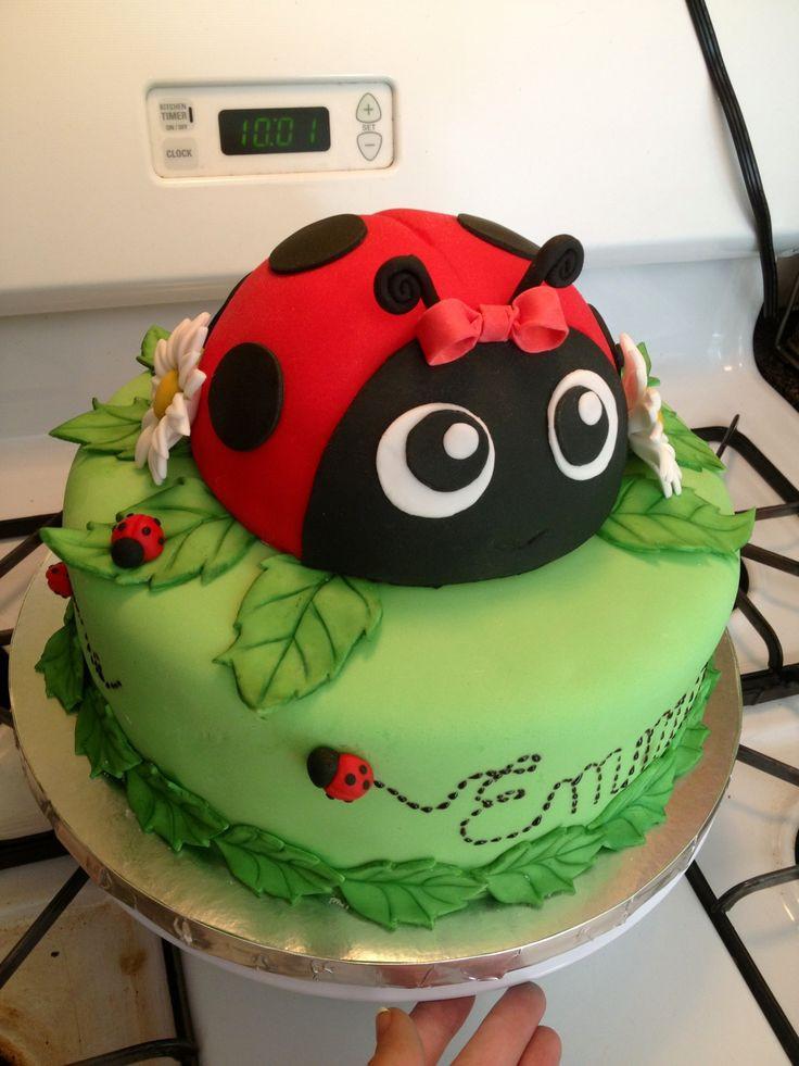 Best ideas about Ladybug Birthday Cake . Save or Pin 25 best ideas about Ladybird Cake on Pinterest Now.
