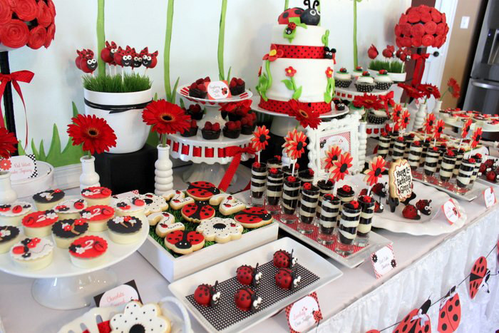 Best ideas about Ladybug Birthday Decorations . Save or Pin 2nd Birthday Party Themes for the Best Memories for Now.